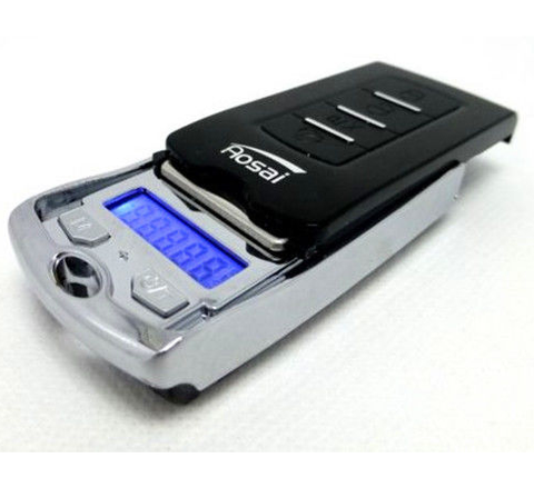 100g/0.01 Car key Style Scale
