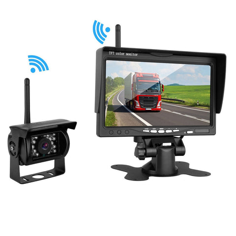 Wireless Truck Reversing Camera Kit