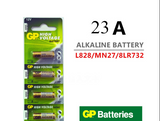 12V 23A Alkaline Battery