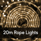 20M LED Rope Christmas Lights