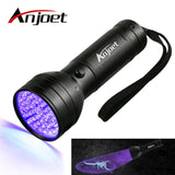 51 LED UV Torch