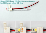 DIY Connector for 10mm 5050 LED Strips