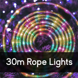 30M LED Rope Christmas Lights