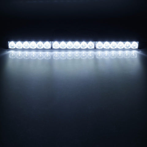 54w 18x LED Light Bar