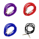 Colorful Fabric 3.5mm AUX Cable
