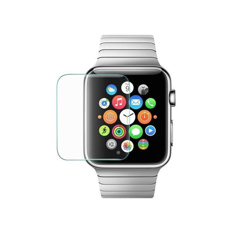 Tempered Glass Screen Protector For iWatch