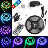 Waterproof 5m 5050 LED Strip (Full Set)