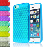 Transparent Gel iPhone 5/5S Cases