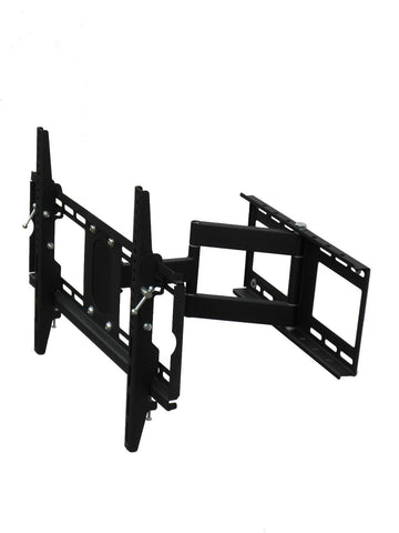 Single Arm Tilt Swivel TV Wall Mount