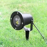 Outdoor Remote Laser Light Show Projector for House or Garden