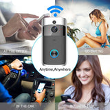720p WiFi Video Doorbell