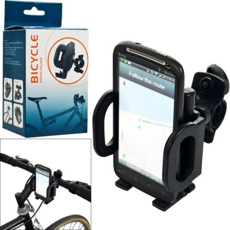 Motorcycle Bicycle Bike Mount GPS Phone Holder