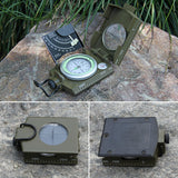 High Quality Metal Compass w/ Clinometer