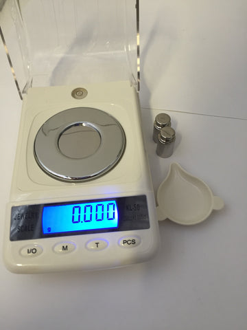 50g 0.001g Electronic Digital Scale