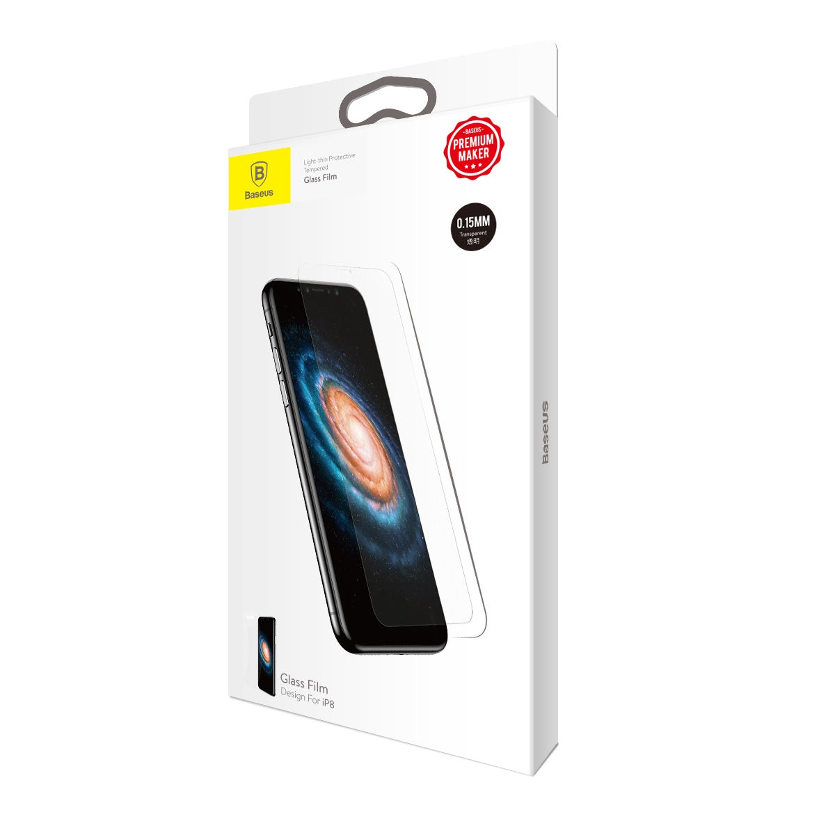 Baseus Super Thin iPhone Tempered Glass Screen Protector