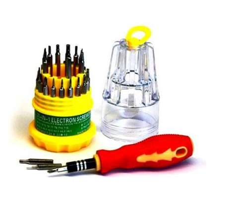 New universal 31 in 1 Electronic Screwdriver