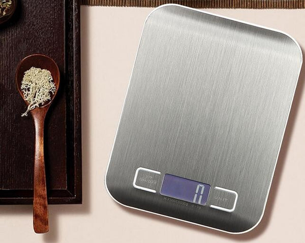 5kg Max 1g Min High Quality Accurate Digital Kitchen Scale
