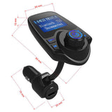 T10 Car Bluetooth FM Transmitter