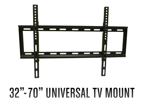 "Flat LCD or Plasma TV Wall Mount- 32""- 70"""