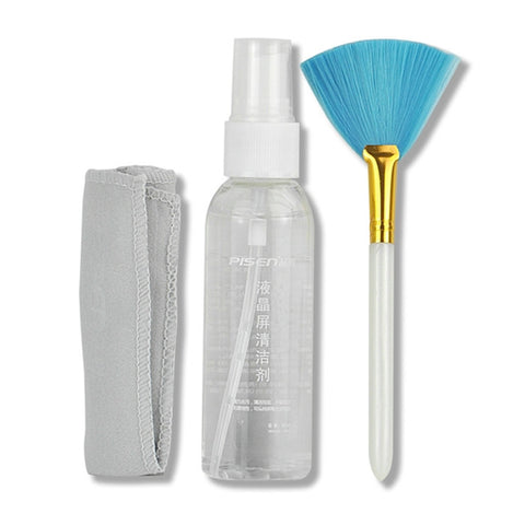 Pisen 3 in 1 LCD Screen Cleaning Kit for PC Pros