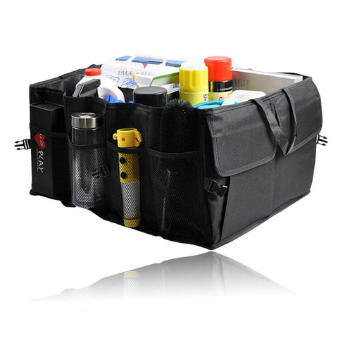 Foldable Car Boot Organiser