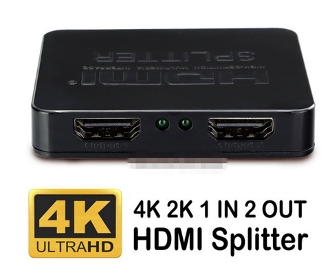 1 In 2 Out HDMI Splitter