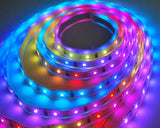 2812B Waterproof 5m Dream RGB LED Strip Bundle Set