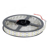 Non-Waterproof 5m 5050 Dual Row LED Strip (Strip Only)