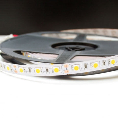 Non-Waterproof 5m 5050 LED Strip (Strip Only)