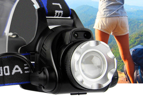 500 Lumen Hand Motion Headlamp