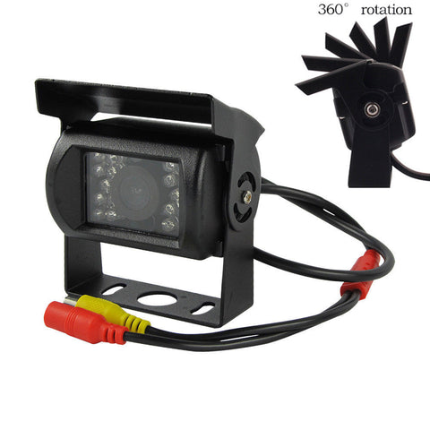 18 LED Bus Truck Reversing Camera