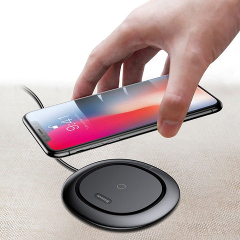 Baseus UFO Wireless Charger iPhone Android