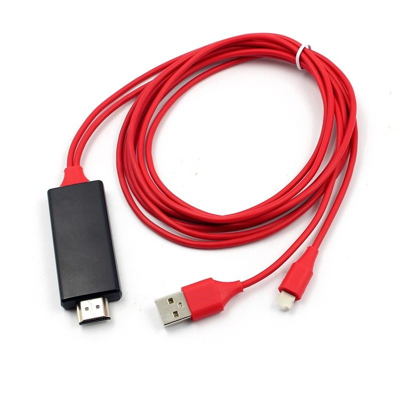 8Pin HDTV Mirror Cable