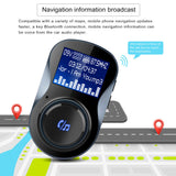 BC30 Car MP3 Player FM Transmitter