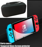 Carry Case Bag Storage Heavy Duty Shockproof Screen Cover For Nintendo Switch