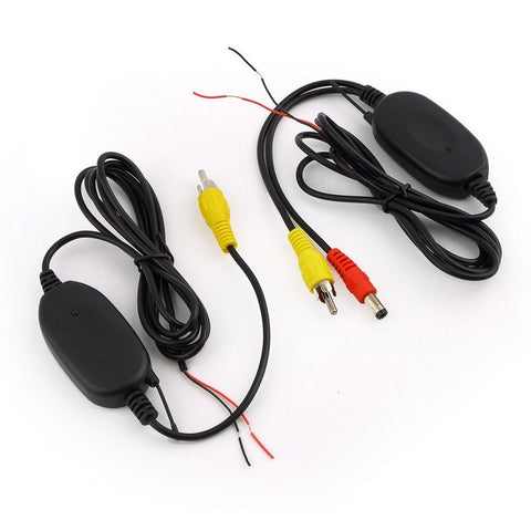 2.4GHz Wireless Transmitter and Receiver for Reversing camera