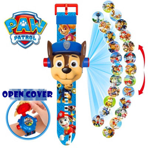 Paw Patrol Digital Projection KIDS Watch