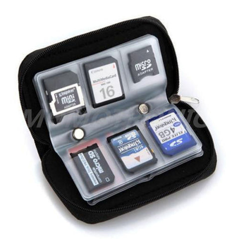 SIM Card Storage Carrying Case Bag