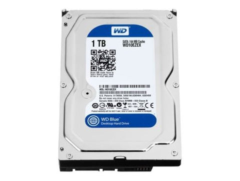 "Western Digital WD Caviar Blue 1 TB Internal 7200 RPM 3.5"" Hard Drive"