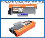 Black Toner TN660 For Brother
