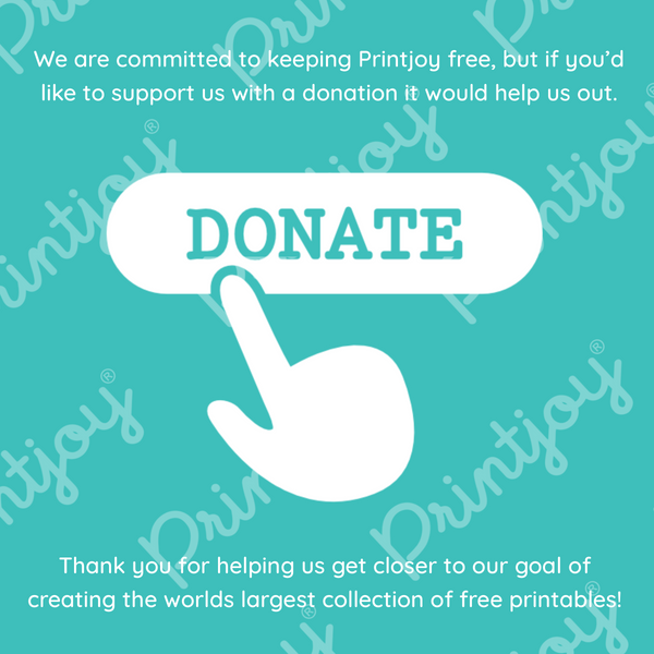 Donate to Printjoy® - Printjoy