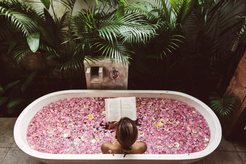 creamy rose bath recipe