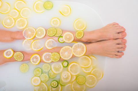 citrus calm bath recipe