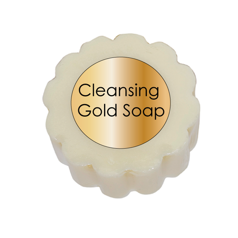 Cleansing Gold Soap (Limited Stock Left)