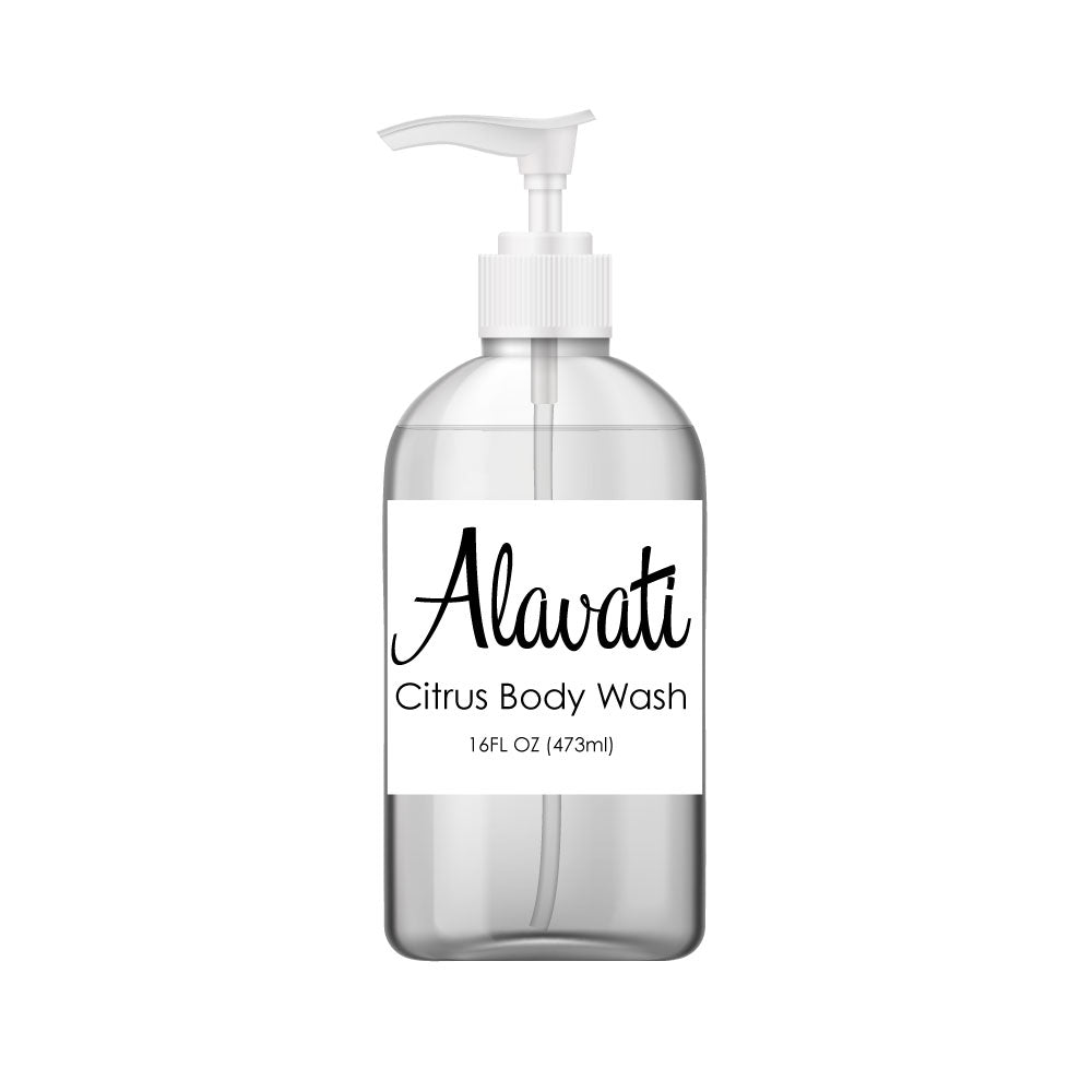 Citrus Body Wash 16fl oz