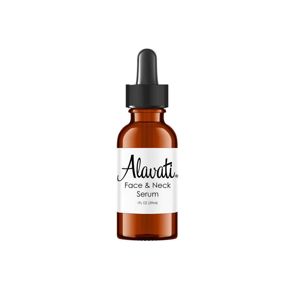 anti aging face and neck serum