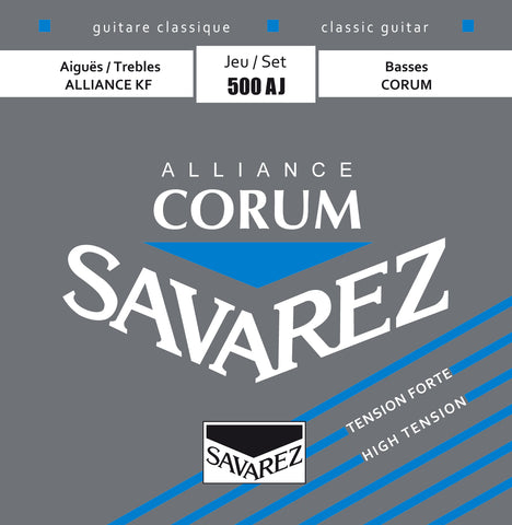 Savarez 500 Corum Strings