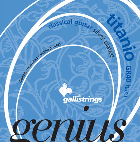Galli Genius Classical Strings