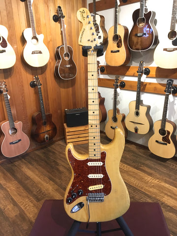 Fender Lefty Partscaster (1970's) w/OHSC