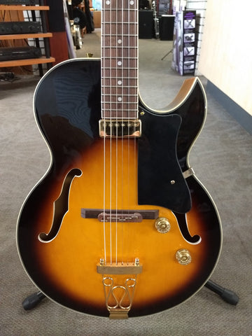 No Name archtop hollow body ES-175 style